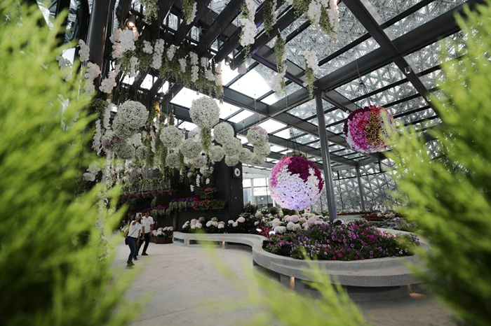 Japanese inspired attraction caters to rising visitor numbers at Gardens by the Bay Singapore