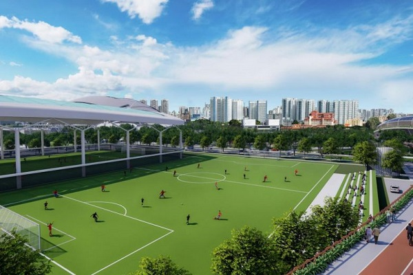 Sport Singapore announces plans for new Kallang sport and youth hub