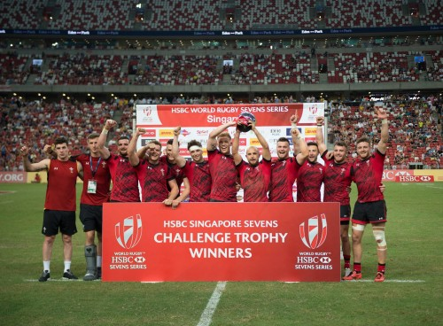 Rugby fails to draw crowds to Singapore National Stadium