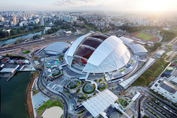 Singapore Sports Hub Chief Executive looks to generate 'attachment' to the precinct