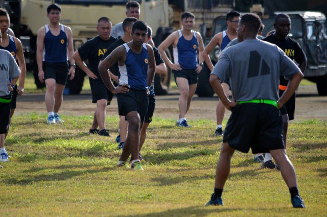 Singapore Strengthens Combat Fitness Training