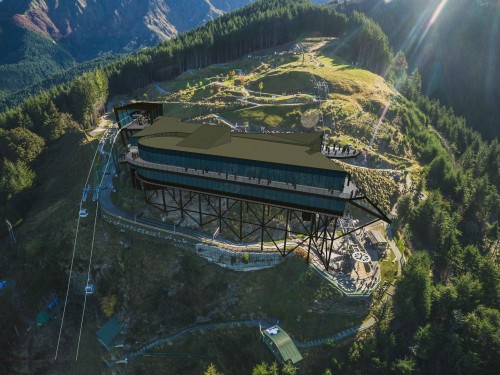 Skyline Queenstown lodges consent application for new gondola redevelopment