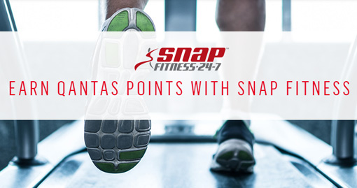 Snap Fitness partners with Qantas for members to earn frequent flyer points