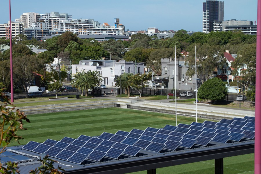 Sydney takes a bigger shine to solar power