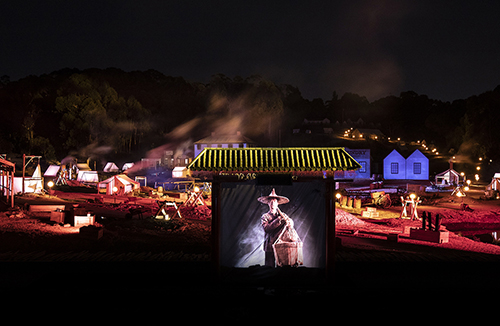 Sovereign Hill launches new sound and light show