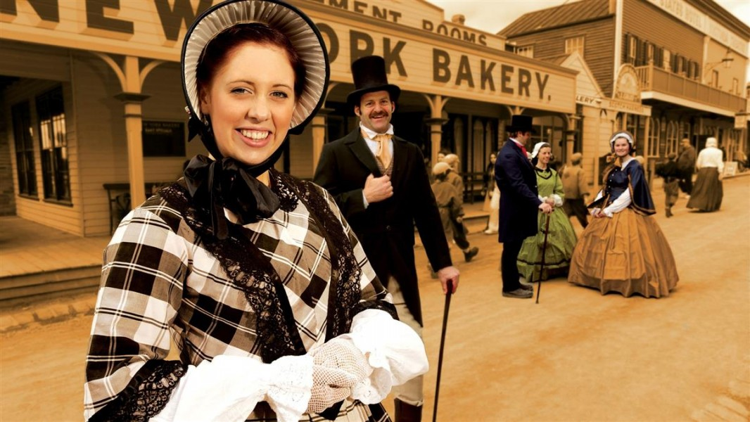 Sovereign Hill Ballarat named Australia's top tourist attraction