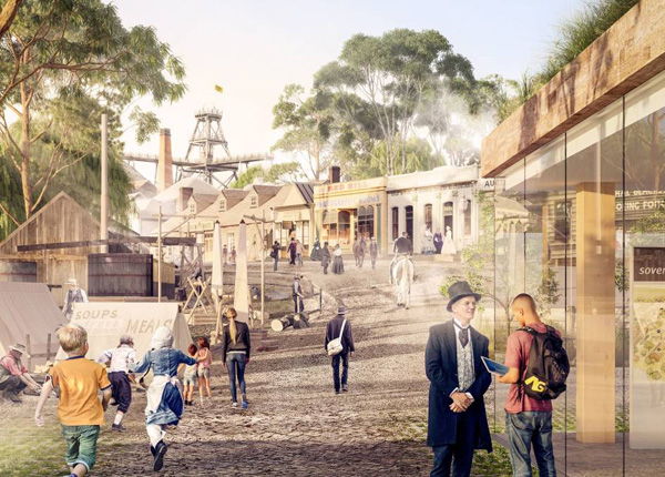 Federal Government commits to funding Sovereign Hill redevelopment