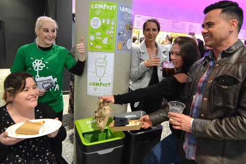 Spark Arena rolls out Zero Waste Strategy