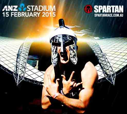 Spartan Race Australia launches first ever stadium event