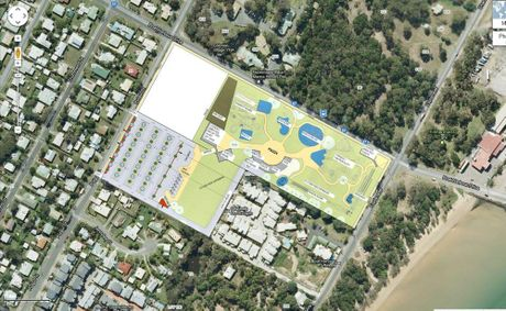 Plans for $28 million waterpark in Hervey Bay
