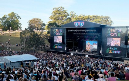 Splendour in the Grass sells out again