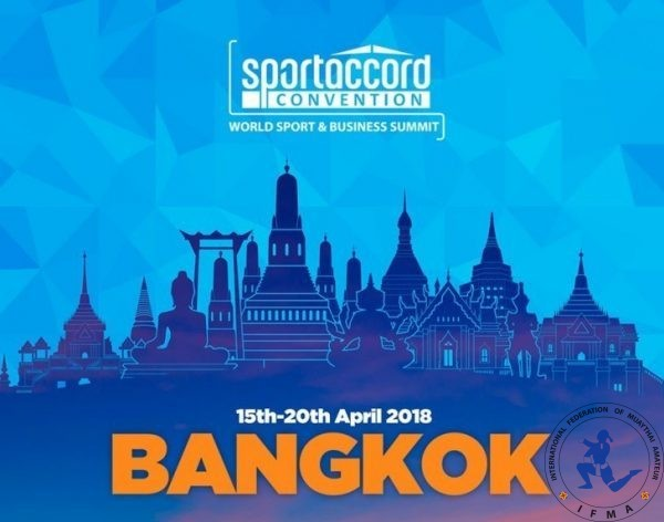Global marketing and sponsorship growth to feature at SportAccord Convention 2018