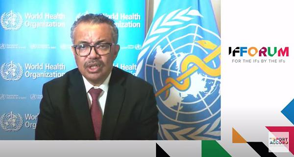 SportAccord announces World Health Organization Director-General as Keynote Speaker