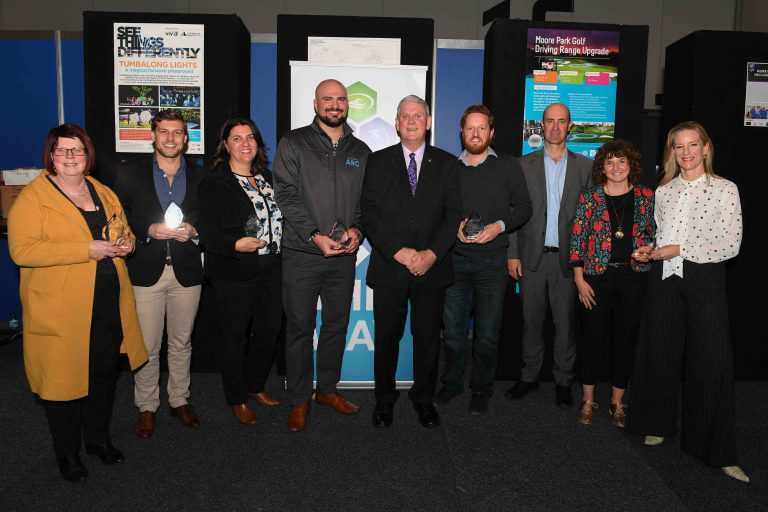 2018 Australian Sport, Recreation and Play Innovation Awards winners announced