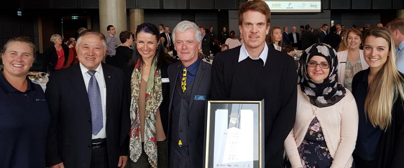 Awards recognise achievement in Western Australia's sport and recreation industry