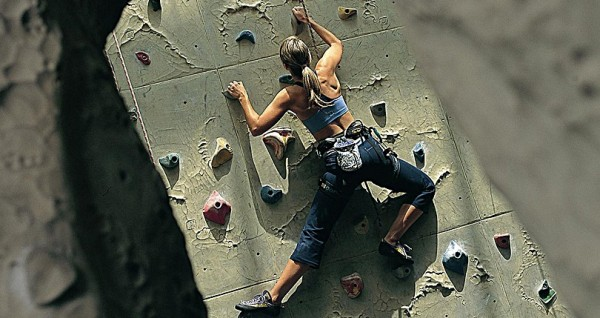 Sport climbing looks forward to Olympic glory