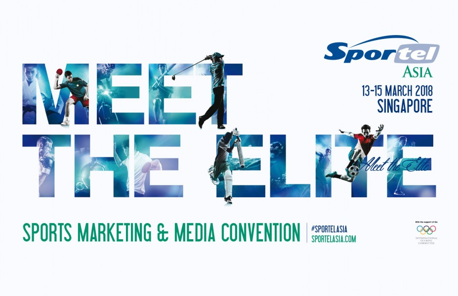 Major international events in focus at SPORTELAsia 2018