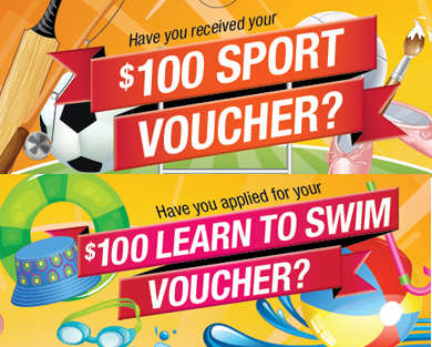 Sports Voucher boost for Northern Territory students