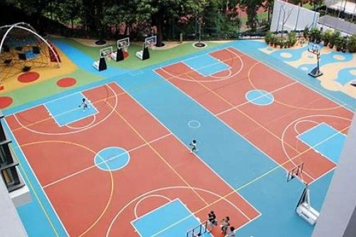 SportsComm offers new fitness flooring and sport surfaces concepts
