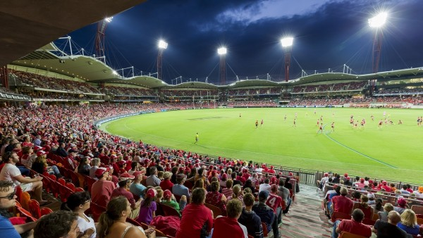 AFL research shows Spotless Stadium delivers the best venue experience