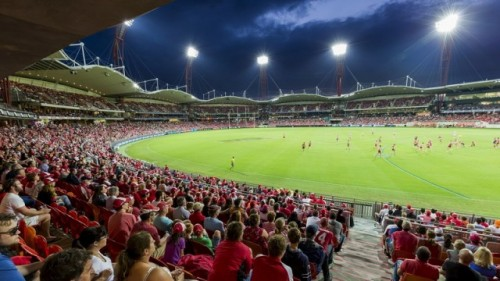 Ready to host its first AFL Final, Spotless Stadium aims for increased capacity