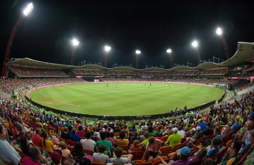 Sydney Thunder signs 10 Year deal at Spotless Stadium