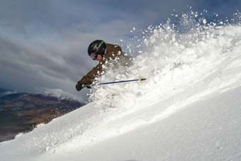 Heavy snow brings on early start for New Zealand's ski season