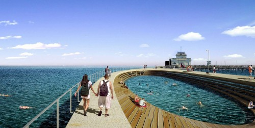Plans revealed for St Kilda Pier facelift