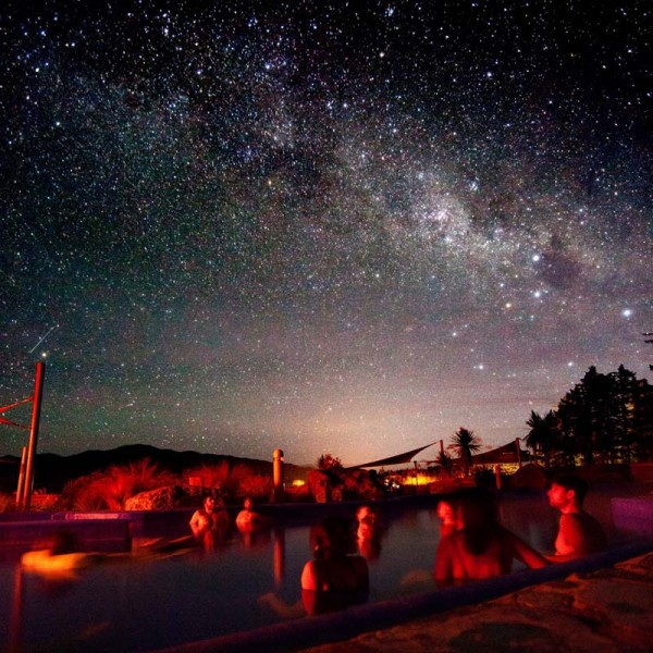 Star gazing tours and new pools are 'hot' attractions at Tekapo Springs