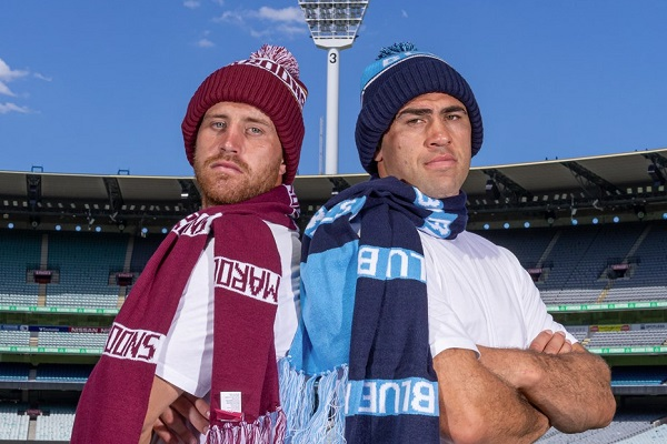 2021 State of Origin series opener to be played at the MCG