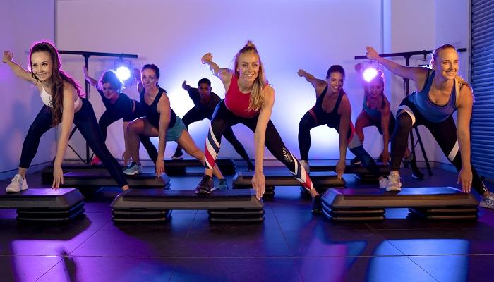 Crunch Fitness Leads Australian Return Of Step Aerobics