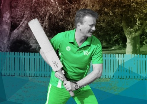 Steve Waugh teams up with ONTHEGO to launch sportswear range for cricket clubs