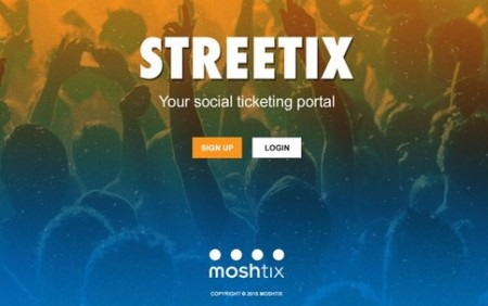 moshtix solves hard ticket headaches with social ticketing portal