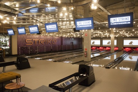 New bowling centre a high point of entertainment and puzzles