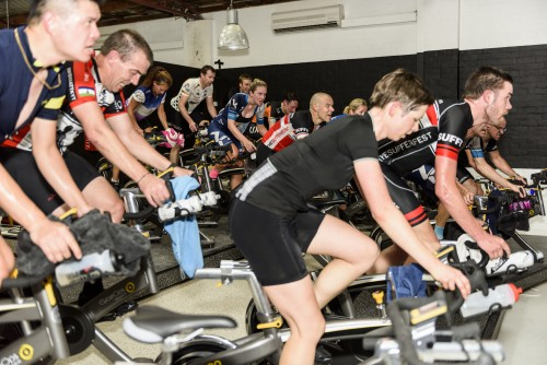 Sufferfest indoor cycle training partners with Fitness On