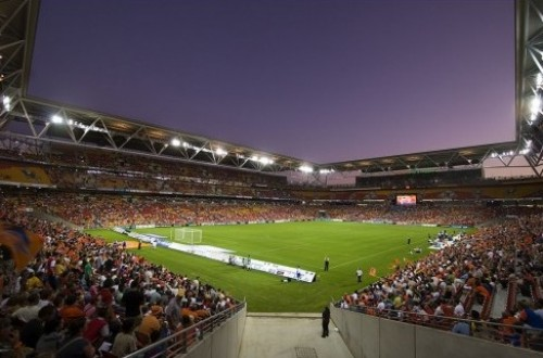 Small improvement in attendances at Stadiums Queensland venues