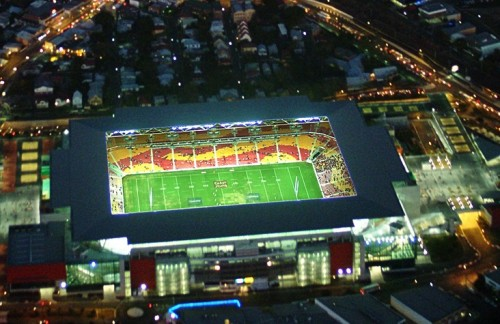 Reliance Risk to provide event safety and risk management services at Brisbane's Suncorp Stadium