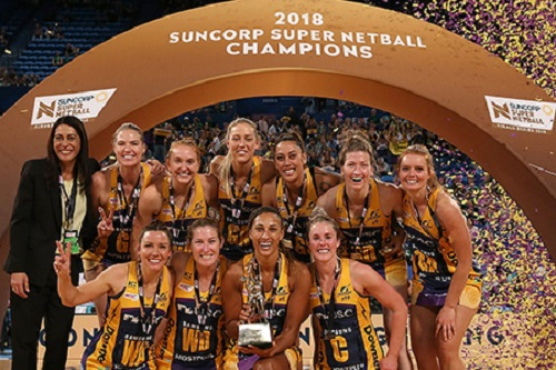 Netball Australia announces Commission to manage Super Netball competition