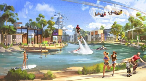 Dubai-backed developer plans new $400 million Sunshine Coast theme park