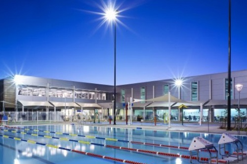 Swimming Pool Water Quality : Sunshine leisure centre advances swimming pool water