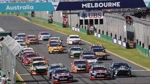Supercars to race for points at 2018 Melbourne Grand Prix