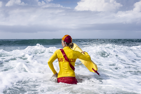 New report shows Surf Life Saving worth $6.5 billion annually to Australian community