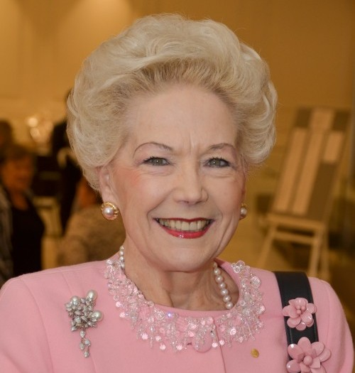 Philanthropist Susan Alberti named Parks and Leisure Australia Ambassador