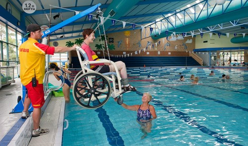 Swimming Australia seeks input to research on barriers to disabled swimming