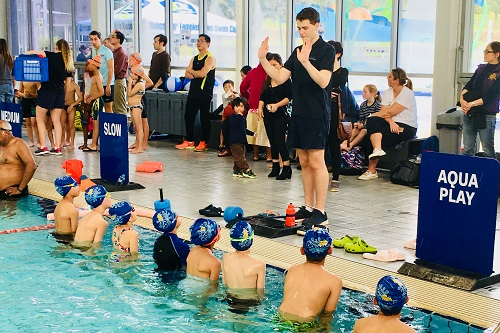 Swimming Australia and Belgravia Leisure present new swim program to 40,000 children