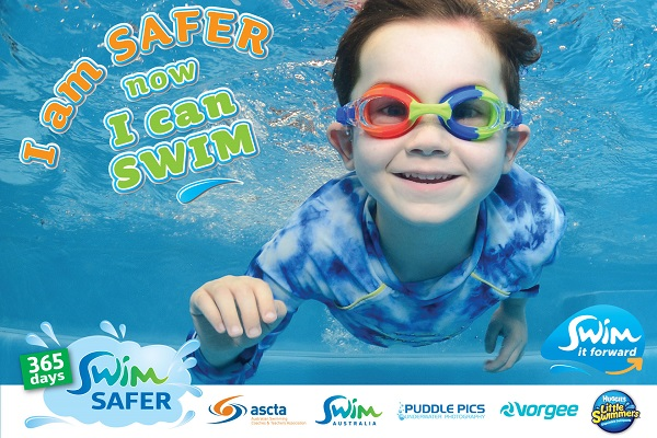 Swim Safer Week aims to reverse decline in swimming lesson enrolments