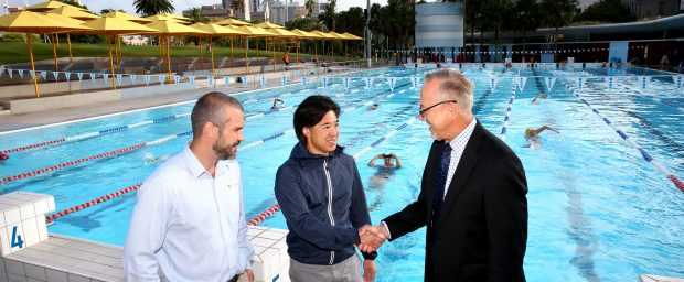 City of Sydney aquatic facilities attract a million users in