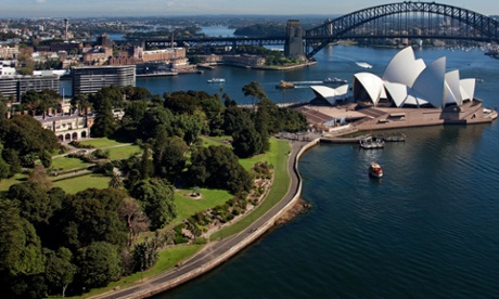 Sydney Opera House brand more valuable than Australia