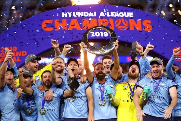 FFA agrees to independent management for the A-League