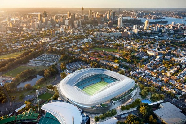 'End of the Road' for legal obstacles aimed at halting demolition of the Sydney Football Stadium